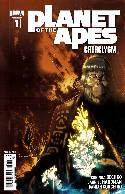 Planet of the Apes Cataclysm #1 Second Printing [Comic] THUMBNAIL