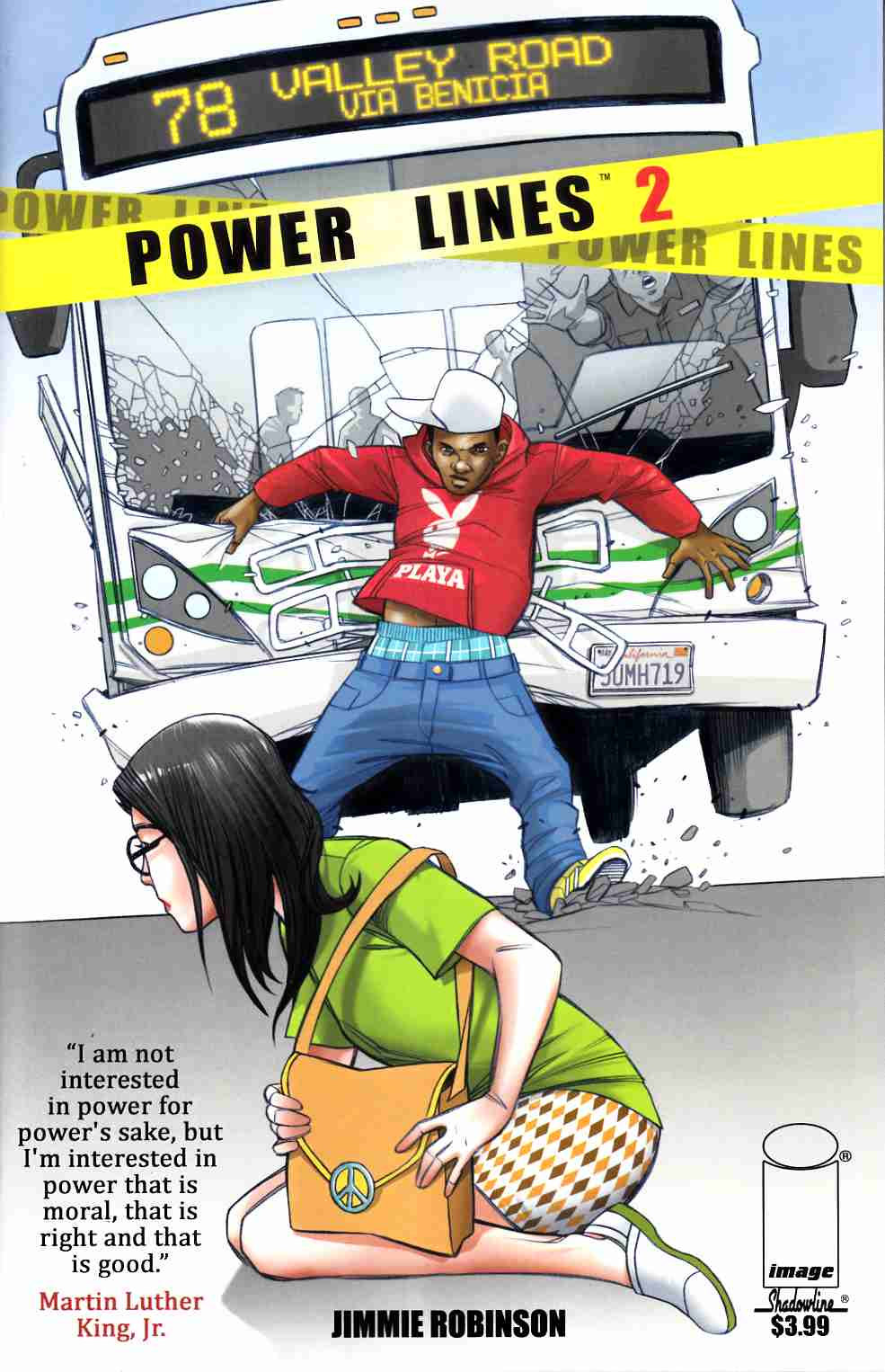 Power Lines #2 [Image Comic] THUMBNAIL