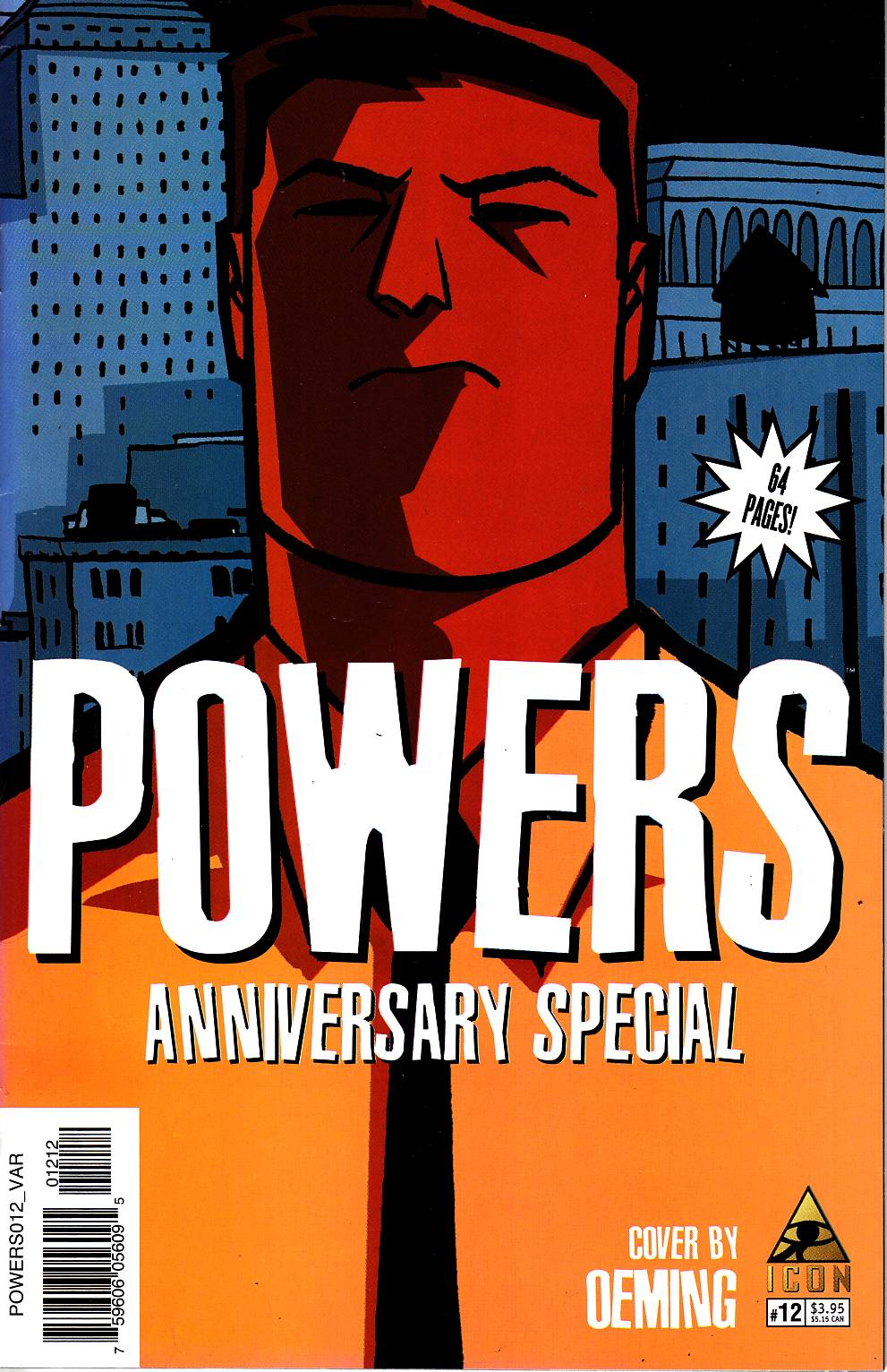 Powers #12 Cover B [Marvel Comic] THUMBNAIL