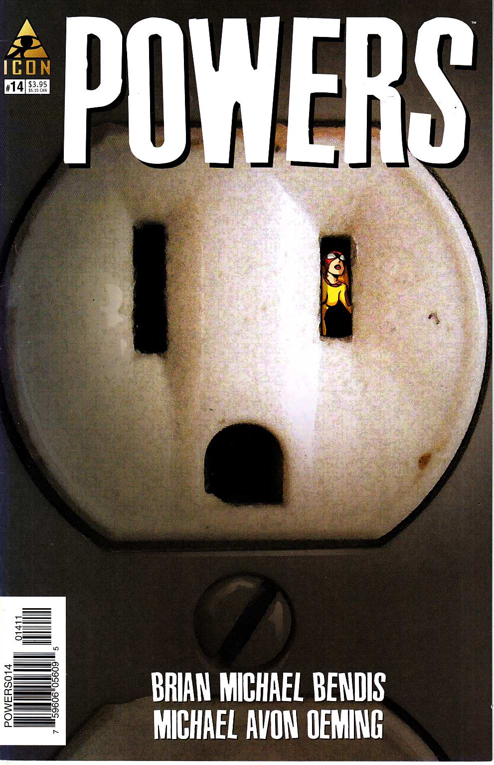 Powers #14 [Marvel Comic] THUMBNAIL
