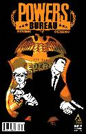 Powers Bureau #1 Second Printing [Comic] THUMBNAIL