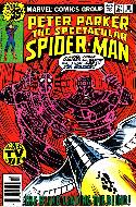 Peter Parker Spectacular Spider-Man #27 Newsstand [Comic] THUMBNAIL
