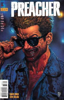 Preacher #3 [DC Comic] LARGE