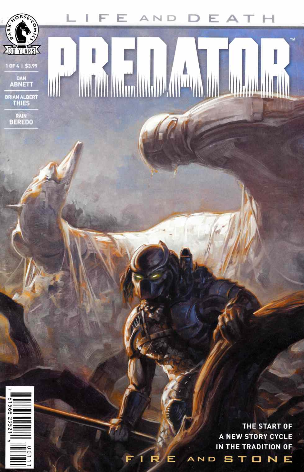 Predator Life and Death #1 [Dark Horse Comic] THUMBNAIL