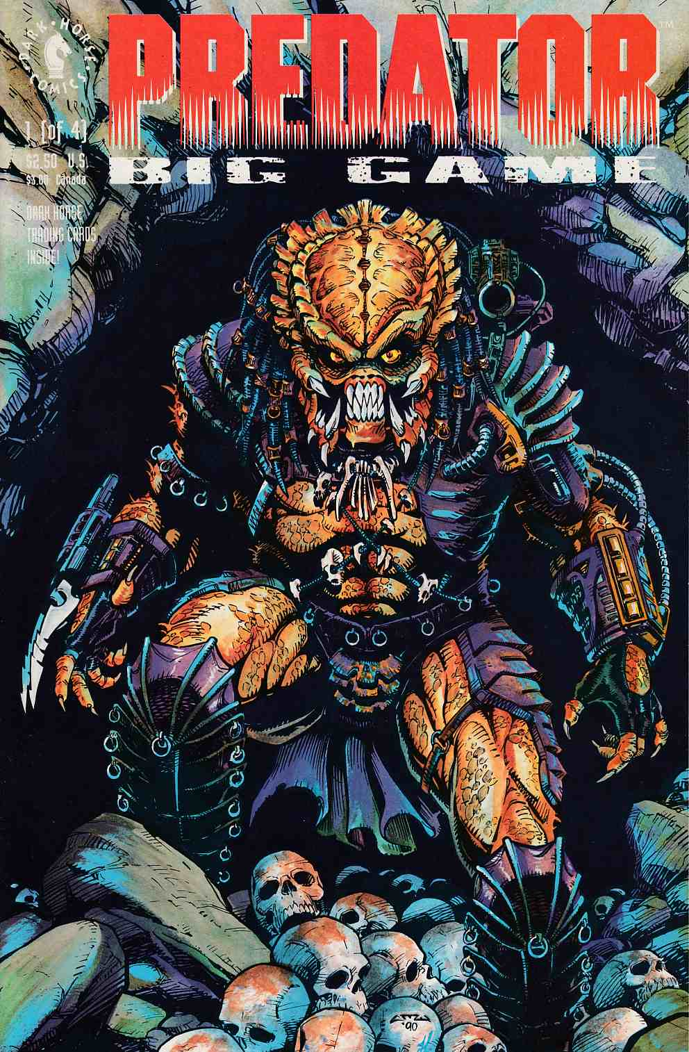 Predator Big Game #1 Near Mint (9.4) [Dark Horse Comic] LARGE