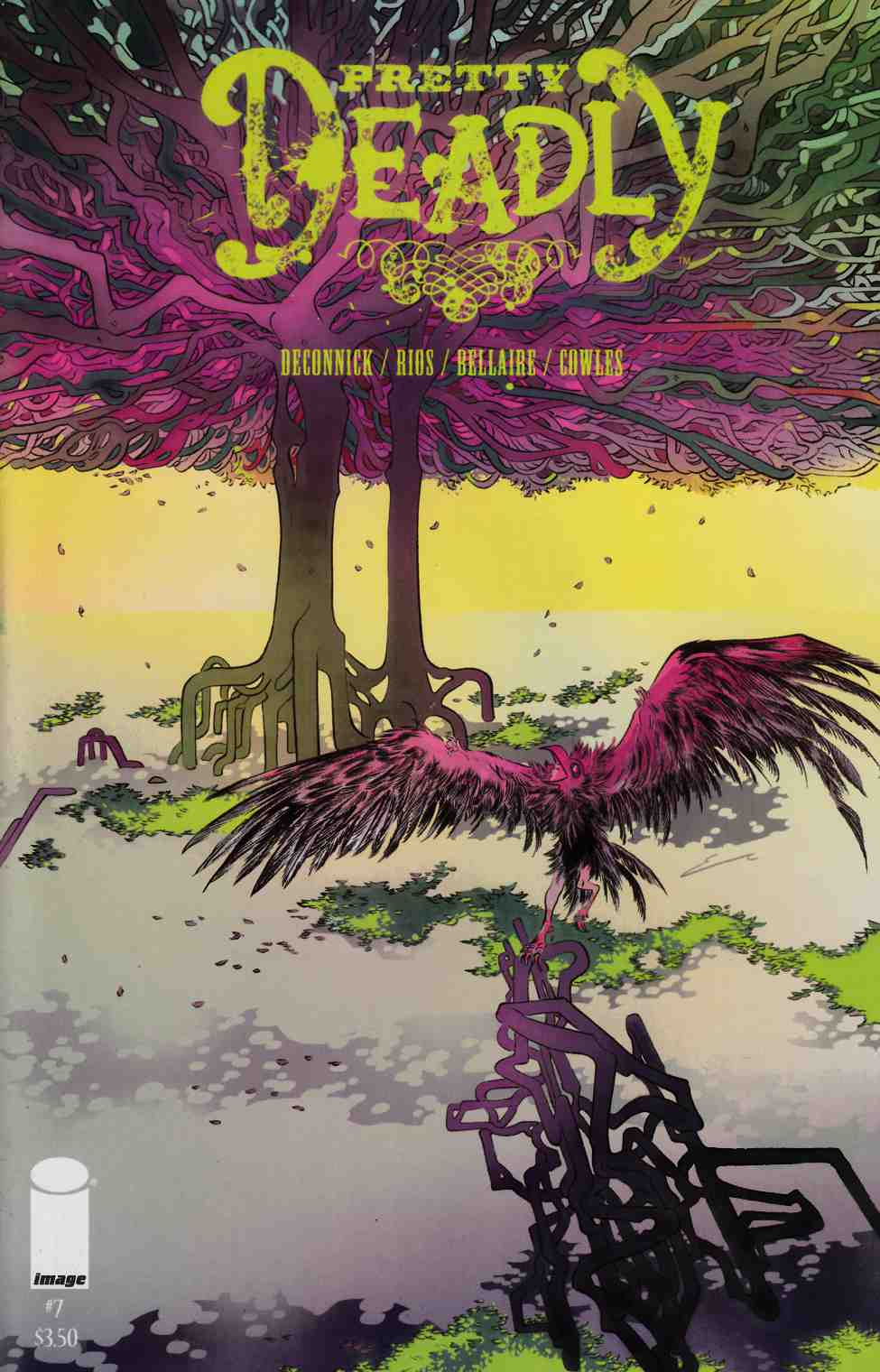 Pretty Deadly #7 [Image Comic] LARGE