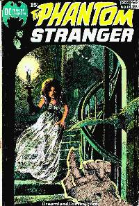 The phantom stranger #10