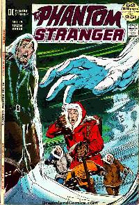 The phantom stranger #19 LARGE