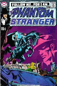The phantom stranger #6