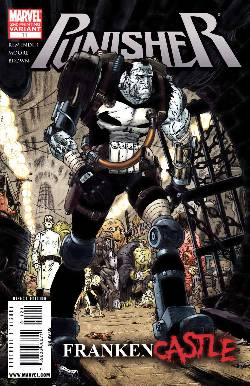 Punisher #11 Second Printing [Comic] LARGE