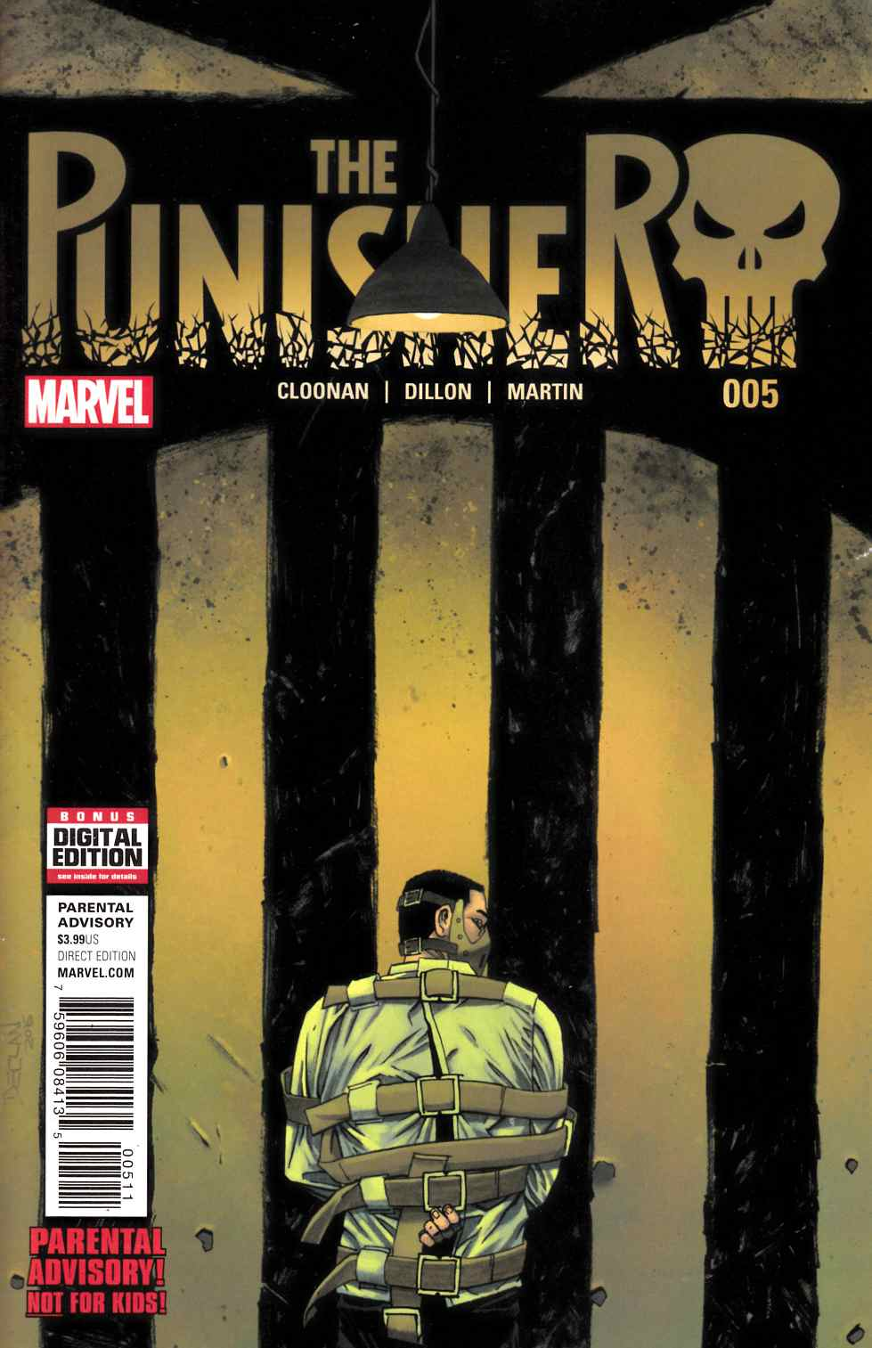 Punisher #5 [Marvel Comic] THUMBNAIL