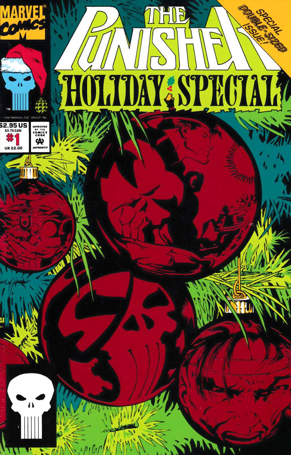 Punisher Holiday Special #1 [Marvel Comic] THUMBNAIL