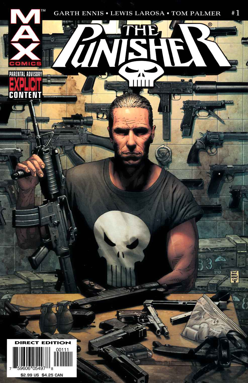 Punisher Max #1 [Comic]_THUMBNAIL