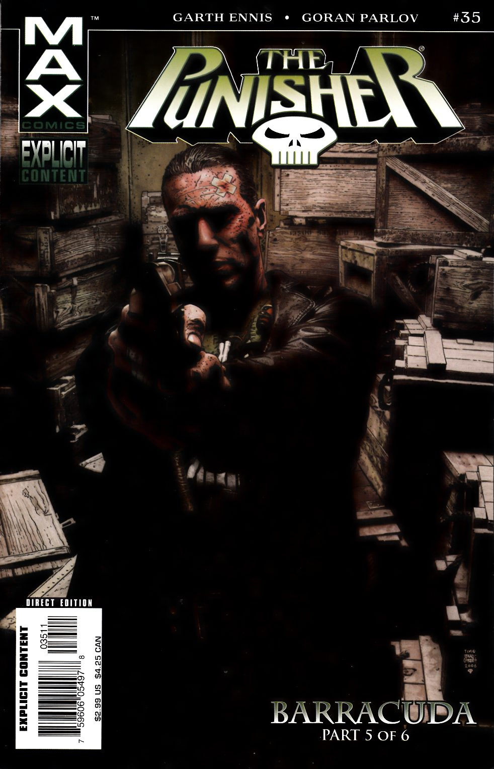 Punisher Max #35 [Comic]_THUMBNAIL