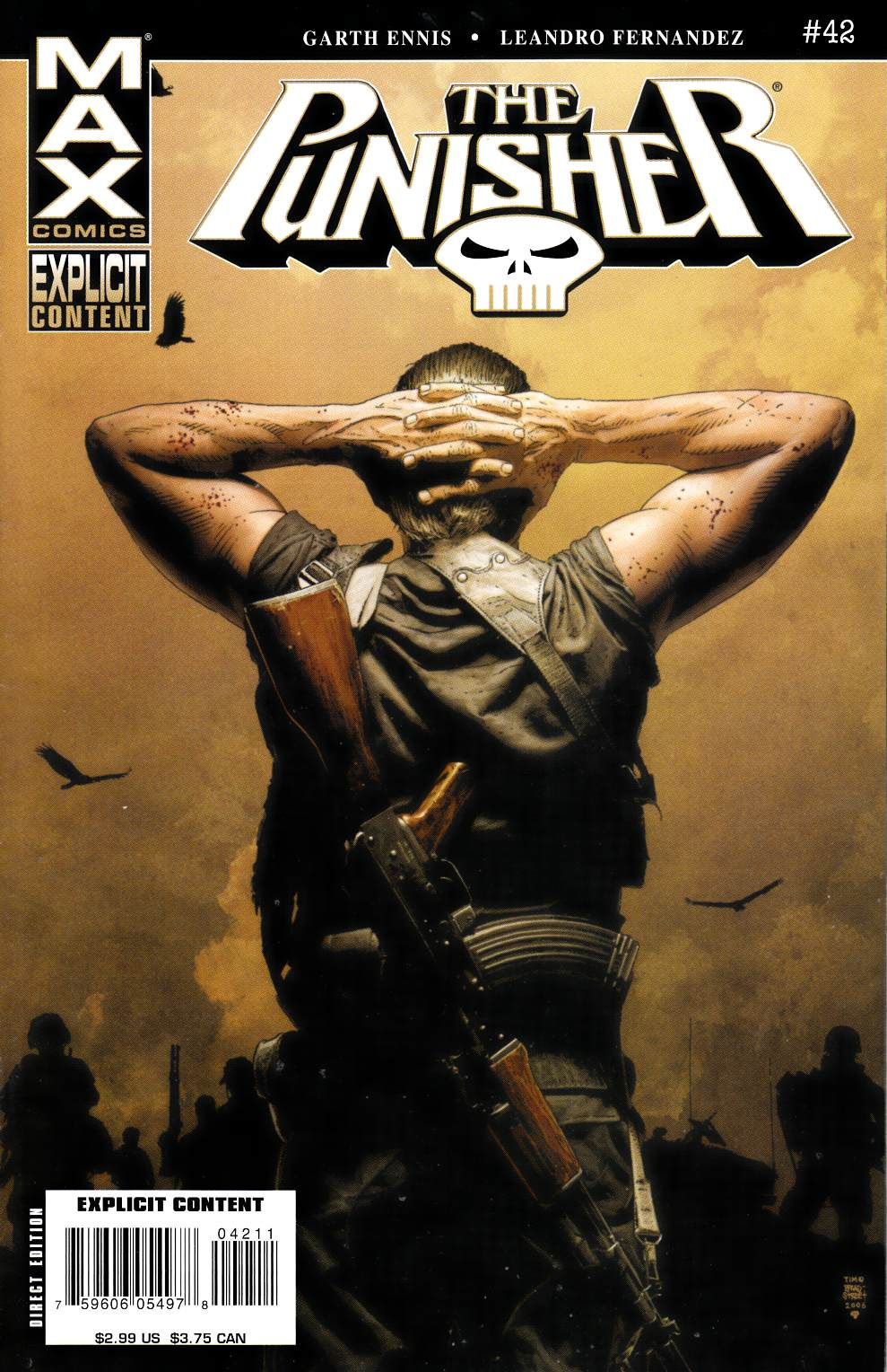 Punisher Max #42 [Comic] THUMBNAIL