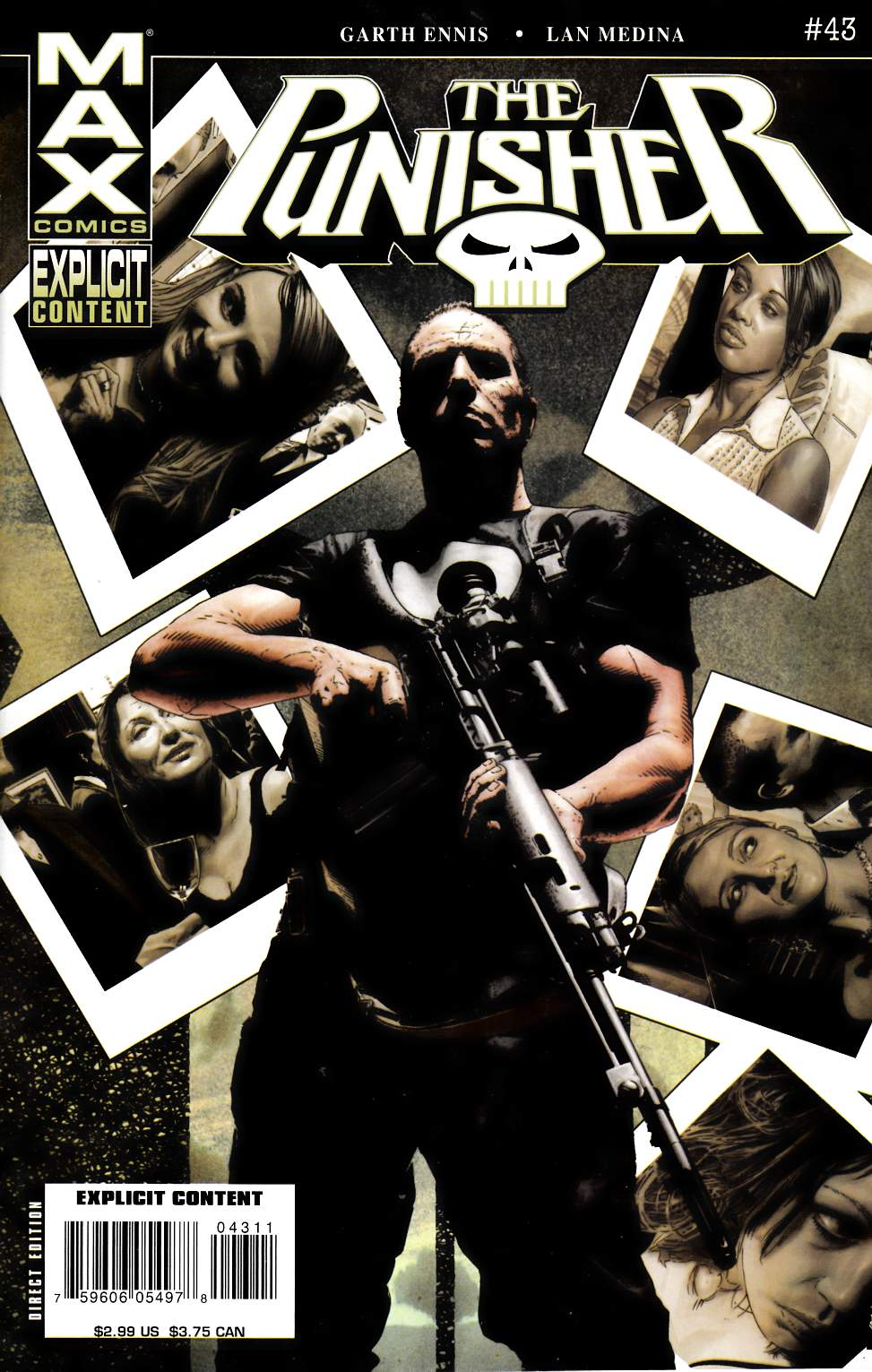 Punisher Max #43 [Comic] THUMBNAIL
