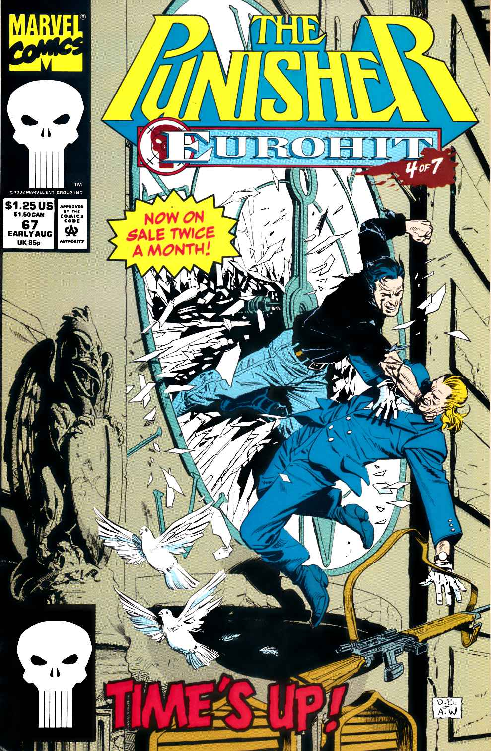 Punisher #67 Fine (6.0) [Marvel Comic]_THUMBNAIL
