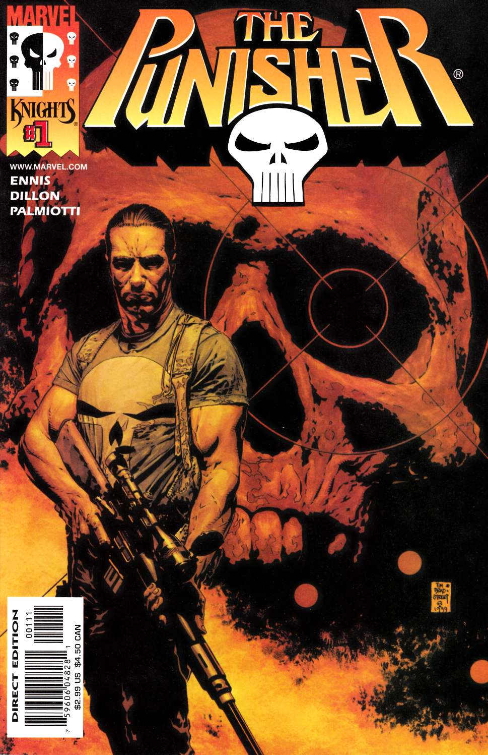 Punisher #1 [Marvel Comic]