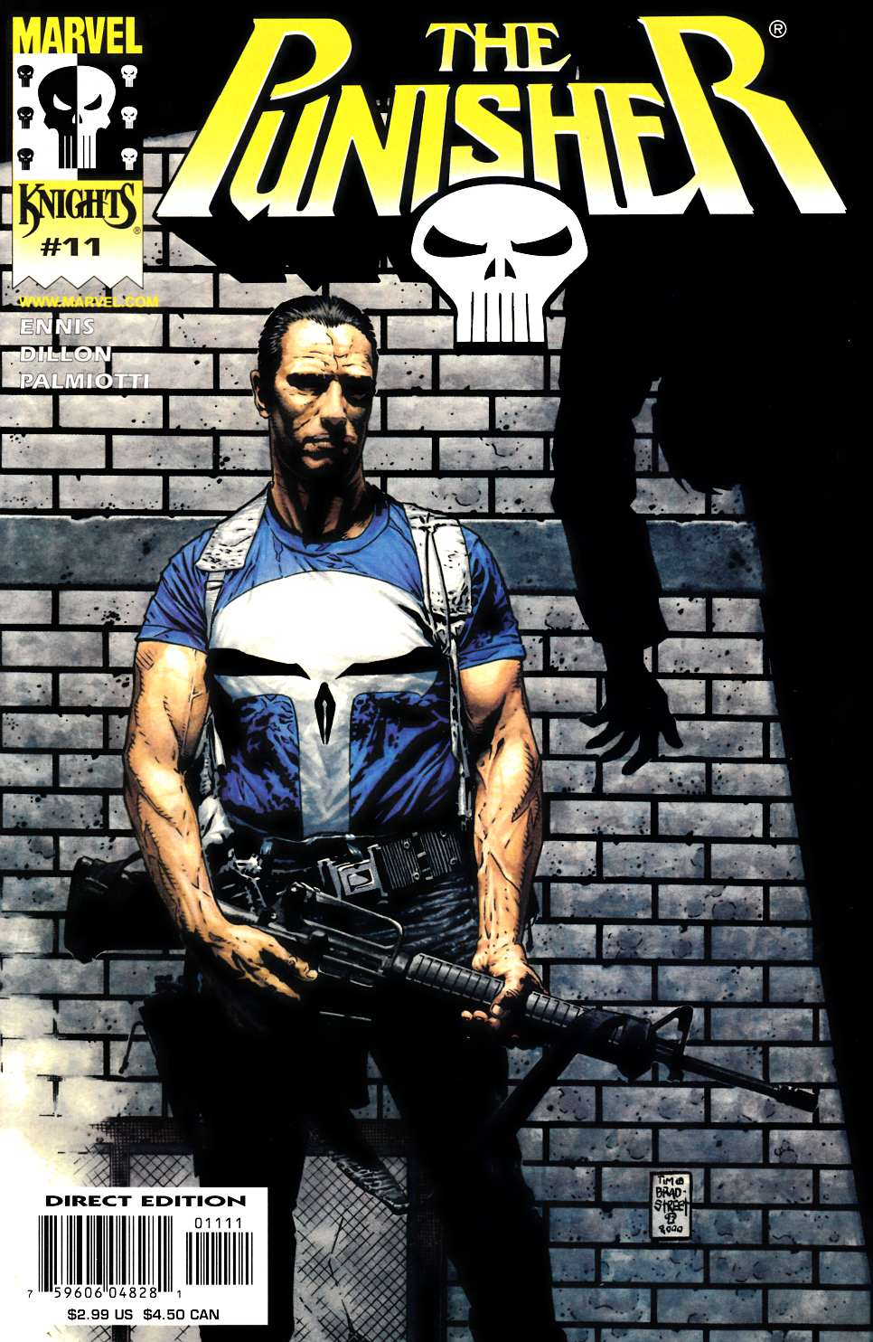 Punisher #11 [Marvel Comic]
