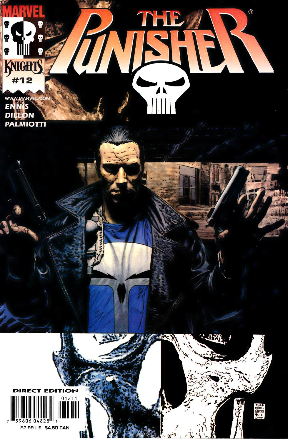 Punisher #12 [Marvel Comic]