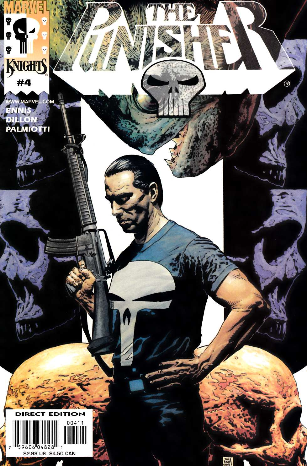 Punisher #4 [Marvel Comic]