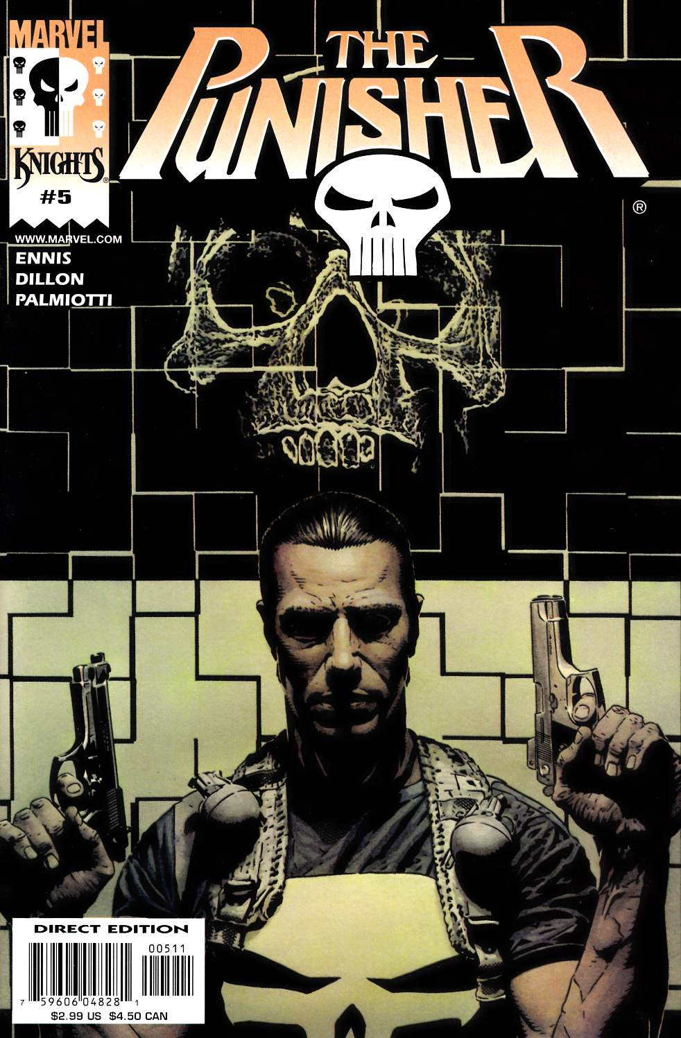 Punisher #5 [Marvel Comic]