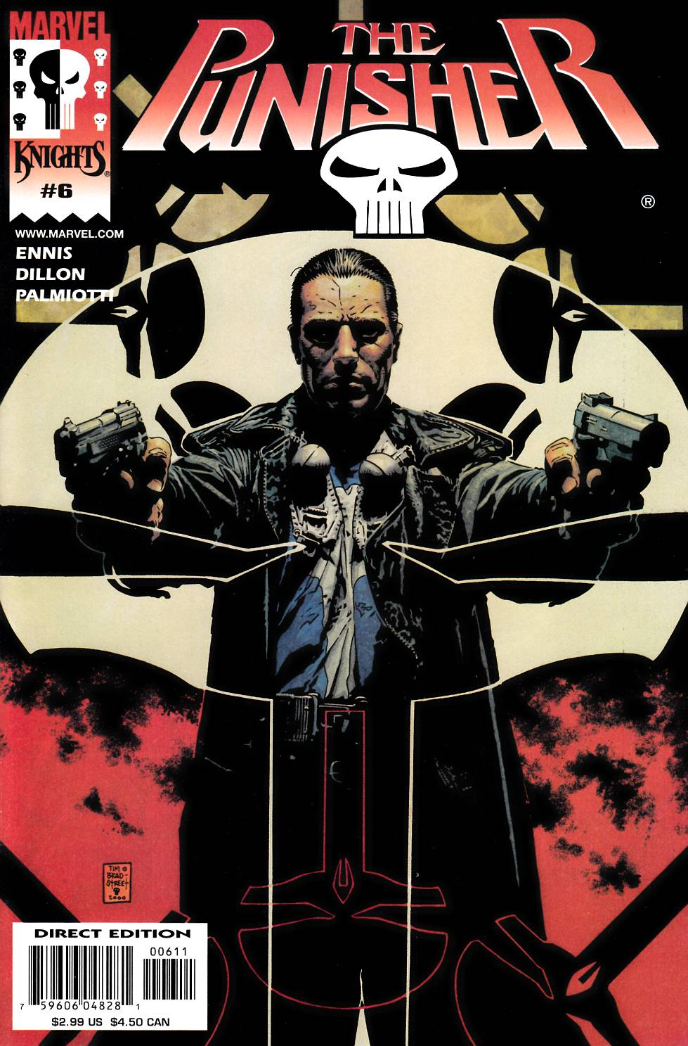 Punisher #6 [Marvel Comic]