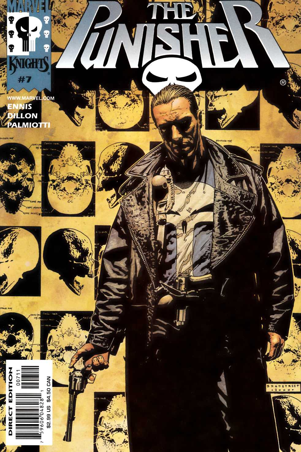 Punisher #7 Near Mint (9.4) [Marvel Comic]_THUMBNAIL