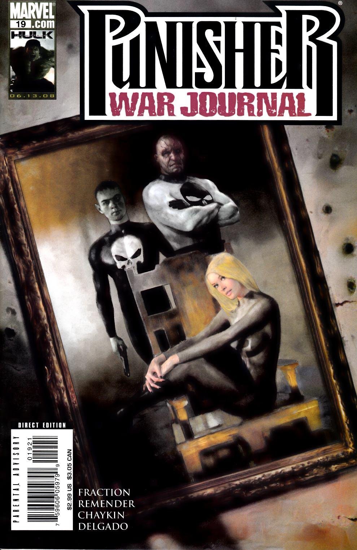 2006 SERIES PUNISHER WAR JOURNAL #2 VERY FINE// NEAR MINT MARVEL COMICS