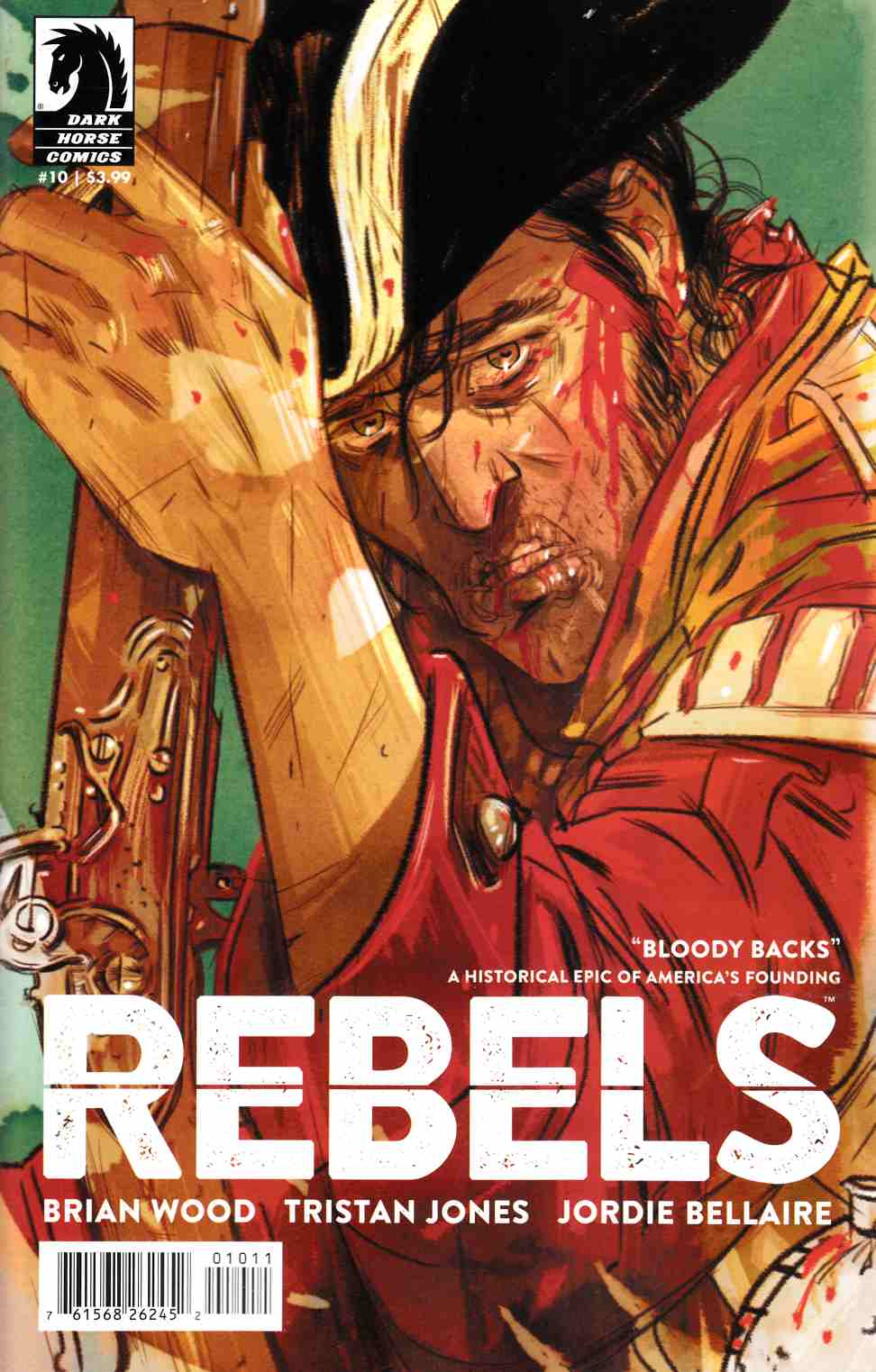 Rebels #10 [Dark Horse Comic]_THUMBNAIL