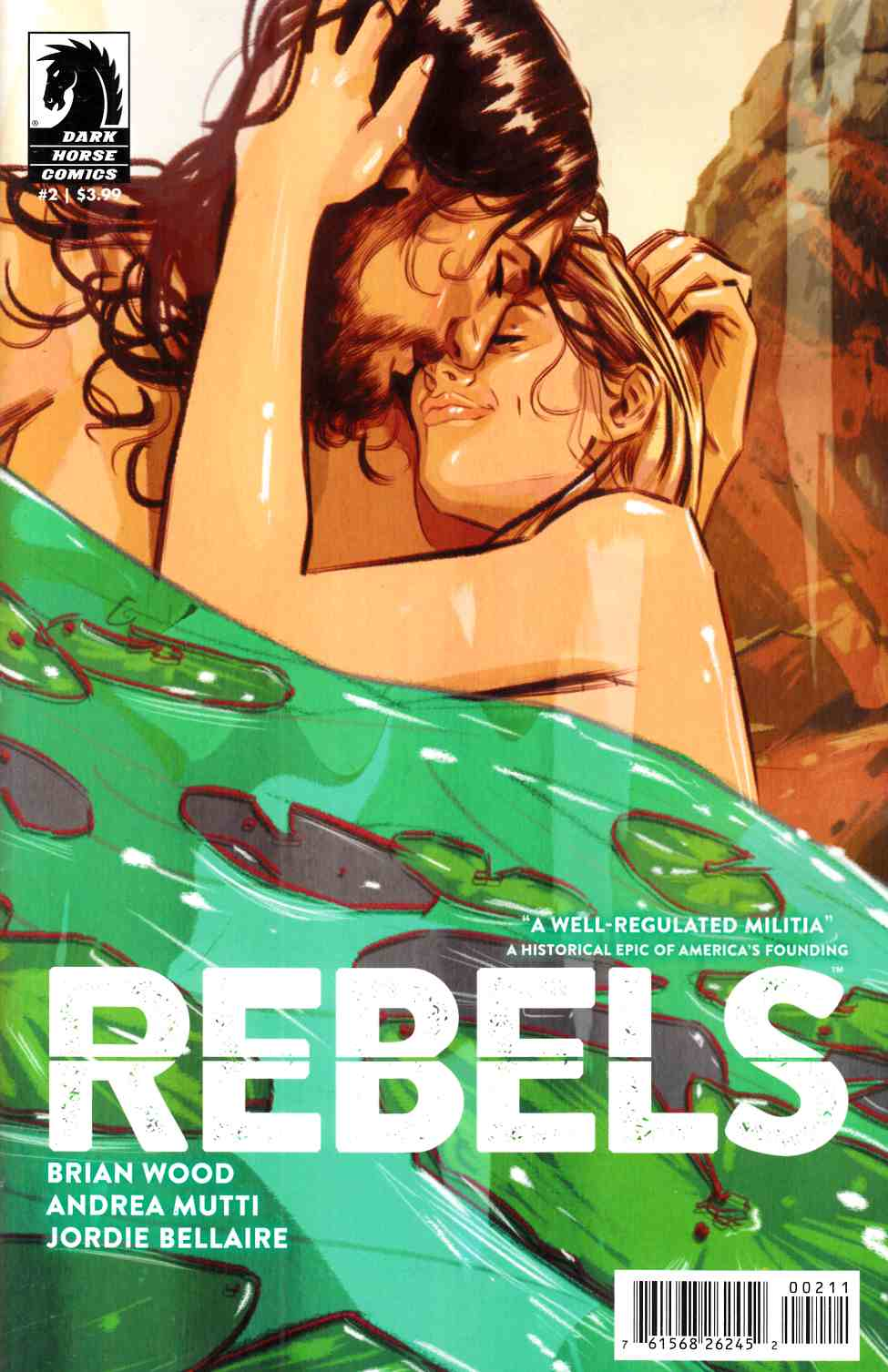 Rebels #2 [Dark Horse Comic]_THUMBNAIL