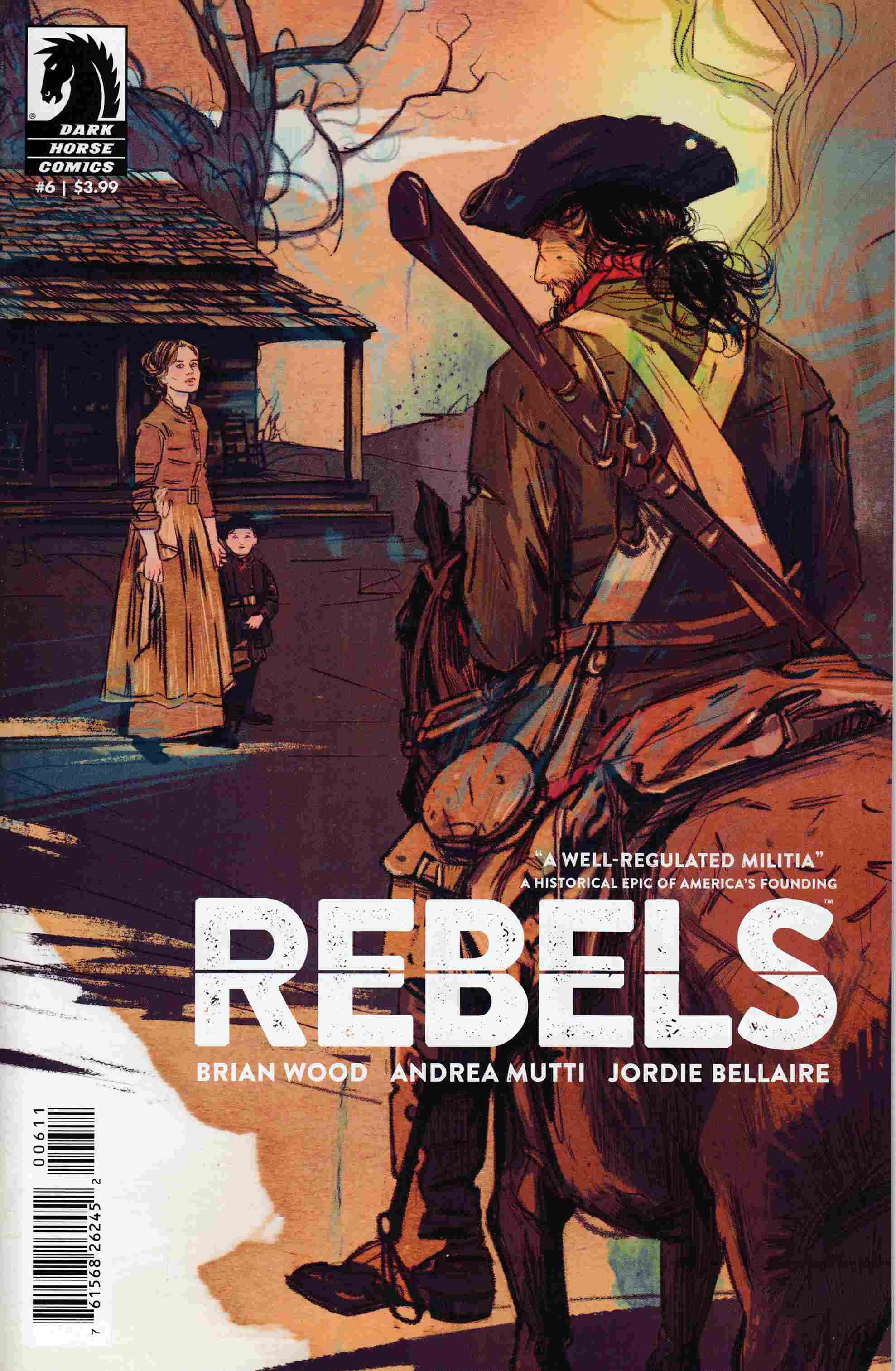 Rebels #6 [Dark Horse Comic]_THUMBNAIL