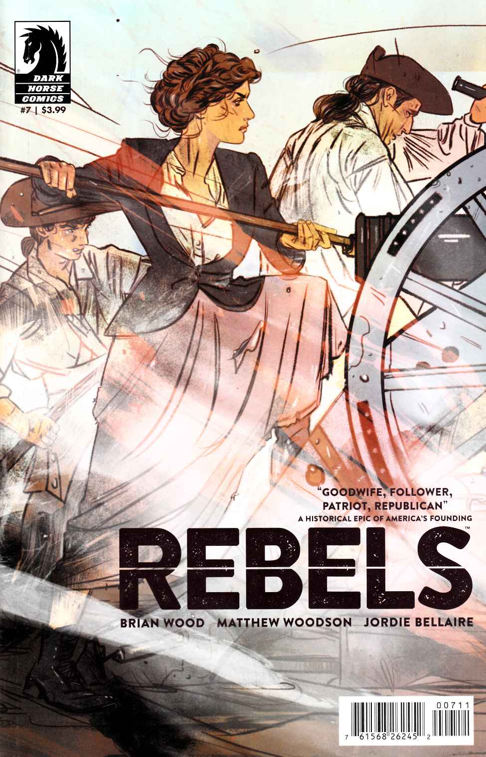 Rebels #7 [Dark Horse Comic]_THUMBNAIL