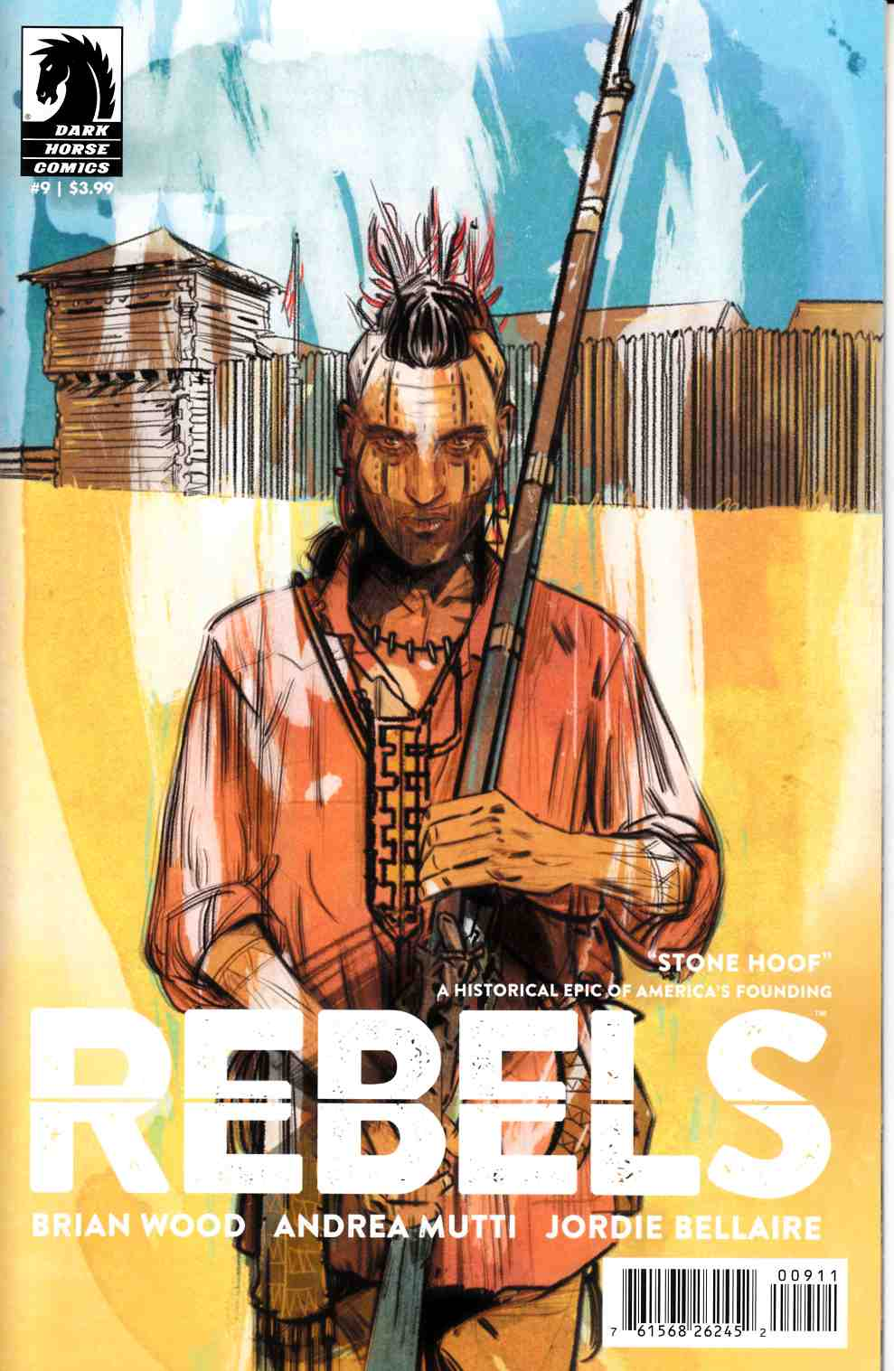 Rebels #9 [Dark Horse Comic]_THUMBNAIL