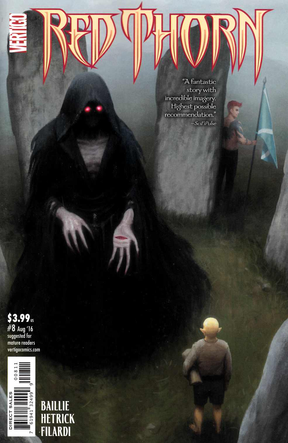 Red Thorn #8 [DC Comic]_THUMBNAIL