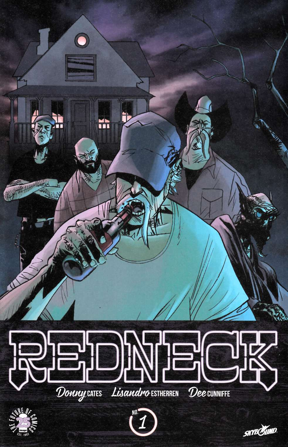 Redneck #1 Image Blind Box Exclusive Cover [Image Comic]_LARGE