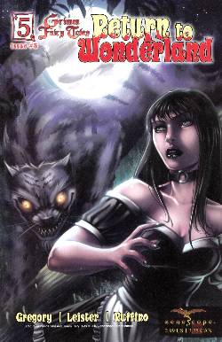 Grimm Fairy Tales Return to Wonderland #5 Cover B [Comic] LARGE
