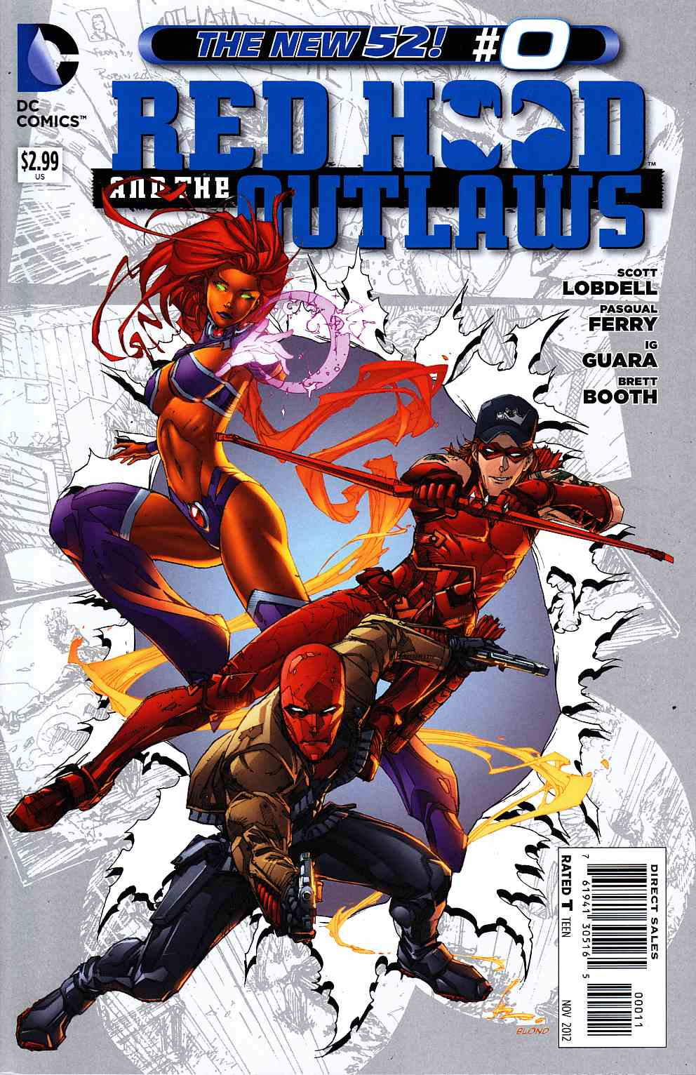 Red Hood And The Outlaws #0 [DC Comic]_THUMBNAIL
