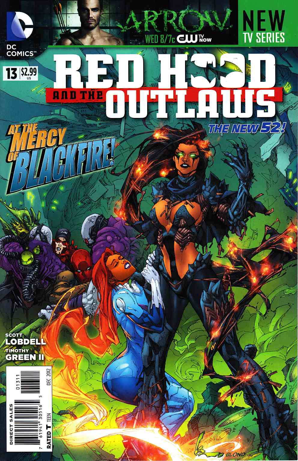 Red Hood And The Outlaws #13 [DC Comic]_THUMBNAIL