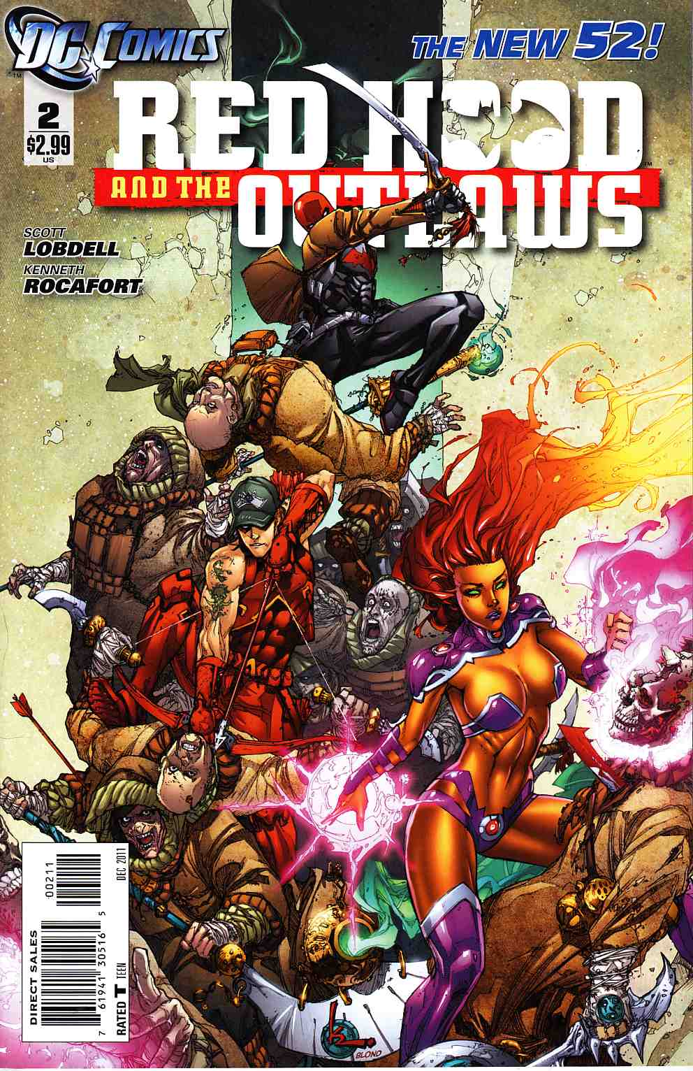 Red Hood And The Outlaws #2 [DC Comic]_THUMBNAIL