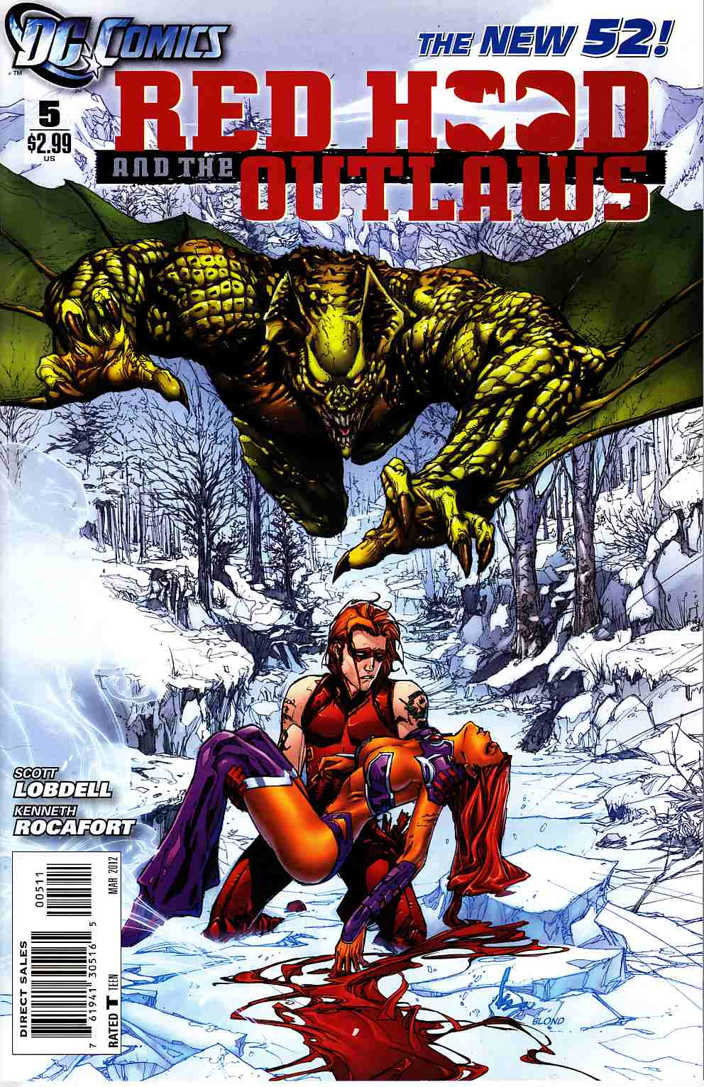 Red Hood And The Outlaws #5 [DC Comic]_THUMBNAIL