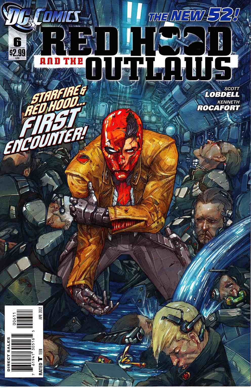 Red Hood And The Outlaws #6 [DC Comic]_THUMBNAIL