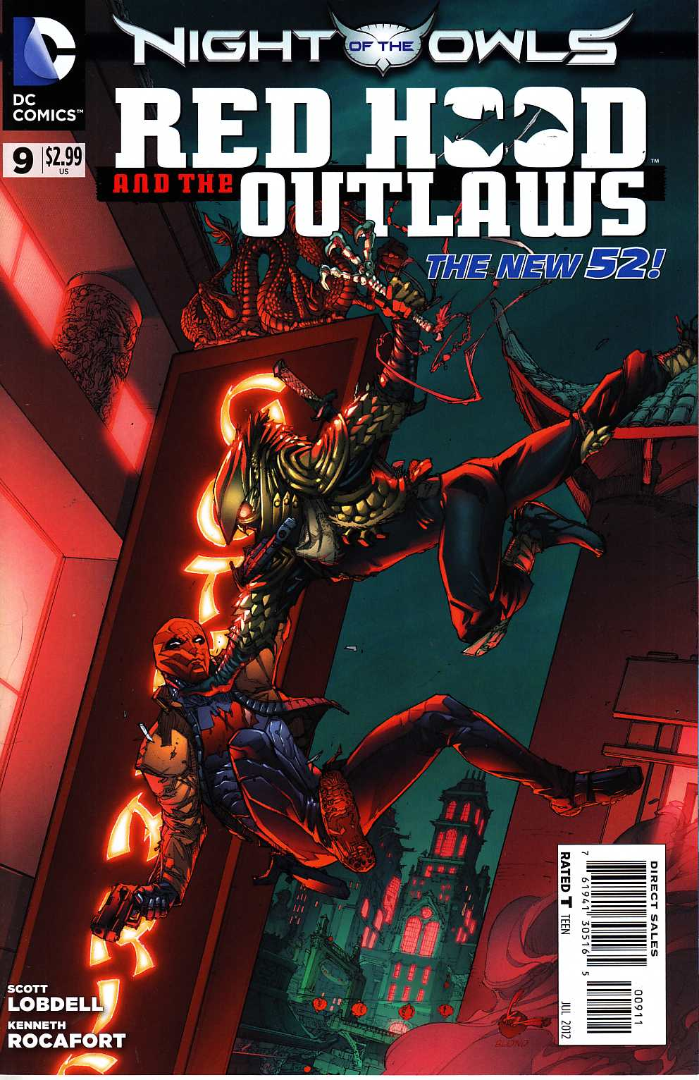 Red Hood And The Outlaws #9 (Night of the Owls) [DC Comic]_THUMBNAIL