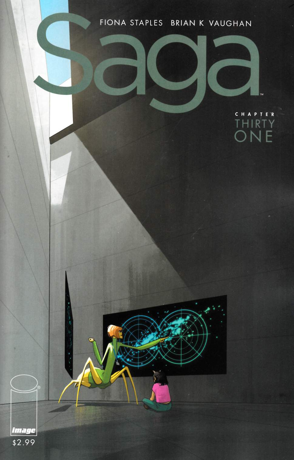 Saga #31 Near Mint (9.4) [Image Comic]