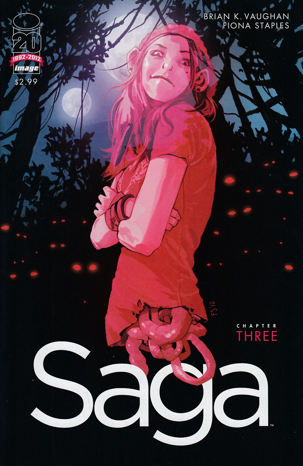 Saga #3 Near Mint Minus (9.2) [Image Comic] THUMBNAIL