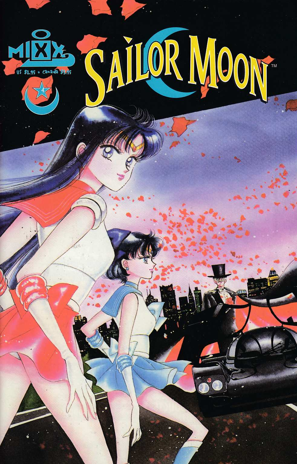 Sailor Moon #4 Near Mint (9.4) [Mixx Comic] THUMBNAIL