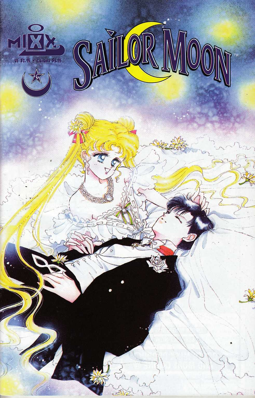 Sailor Moon #6 Near Mint (9.4) [Mixx Comic] THUMBNAIL