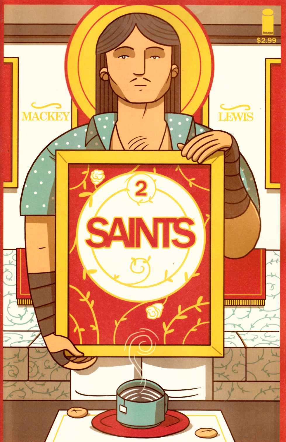 Saints #2 [Image Comic]