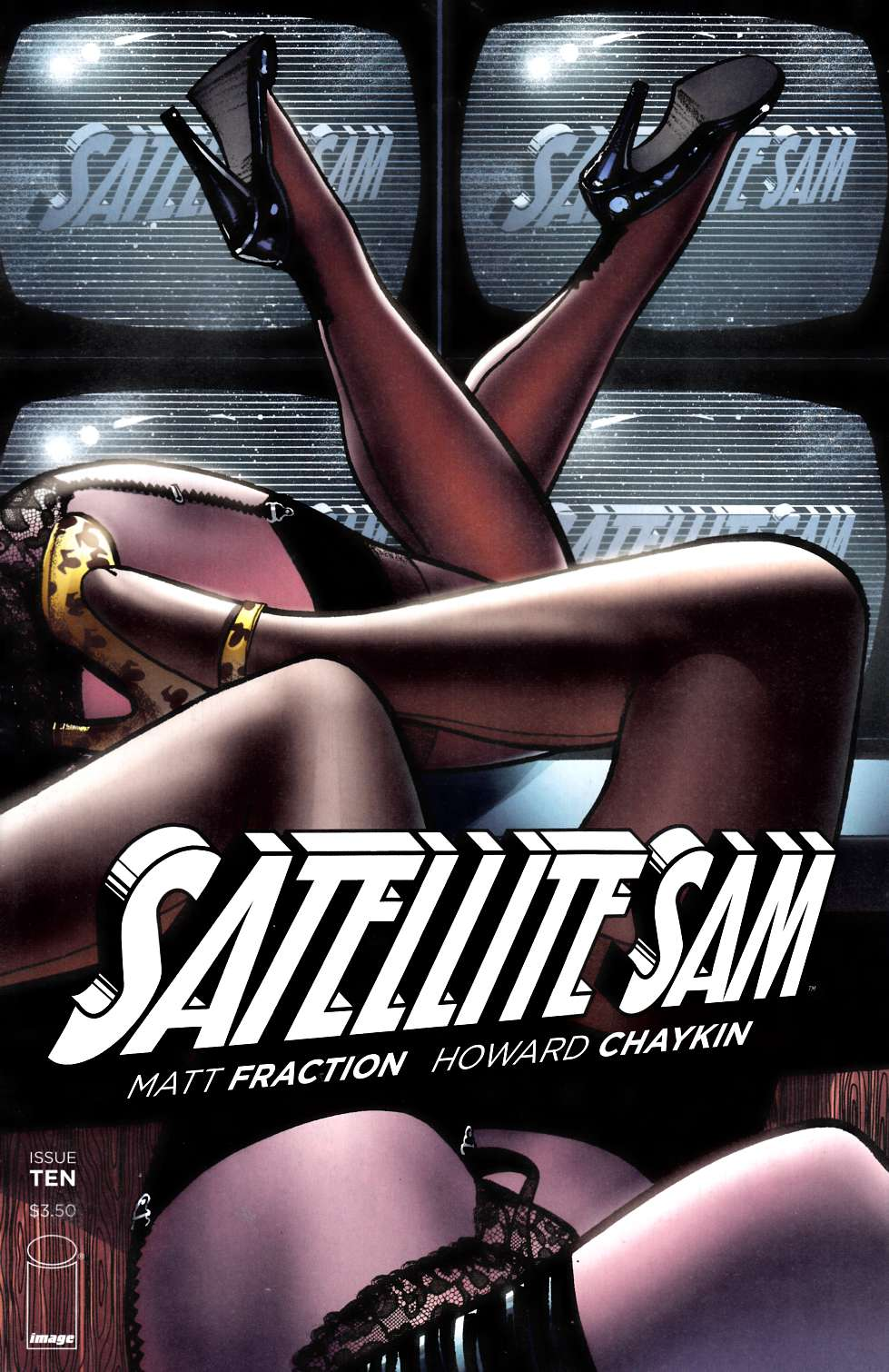 Satellite Sam #10 [Comic] THUMBNAIL