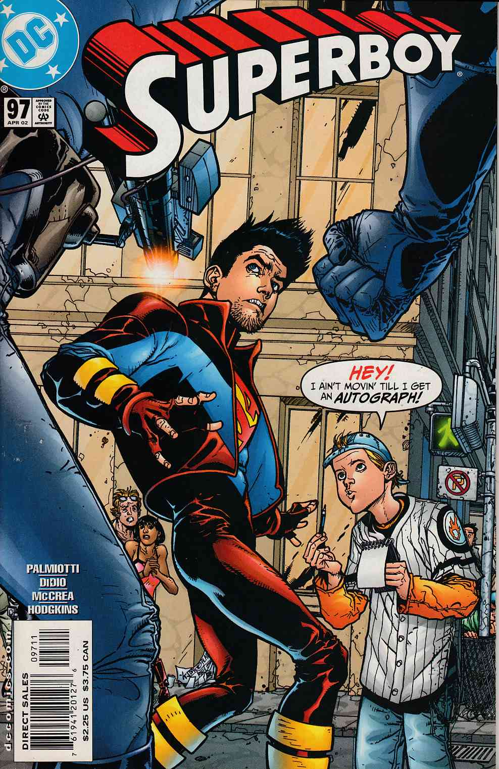 Superboy #97 Very Fine (8.0) [DC Comic] LARGE